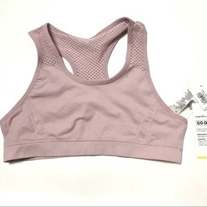 Old Navy Active Girls Sports Bra Size L Lilac